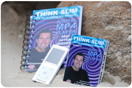 THINK SLIM - life changing weight loss diet slimming program by Mark Stephens -