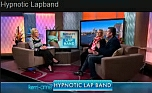Mark  and Katie with Kerri-Anne discussing Hypnotic Lap Band