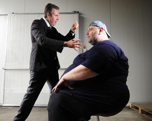 Hypnosis Mark and Jordan