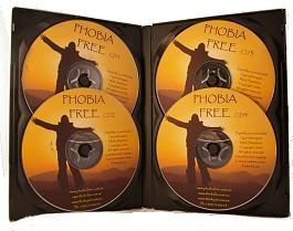 Phobia Free 4 CD Set
